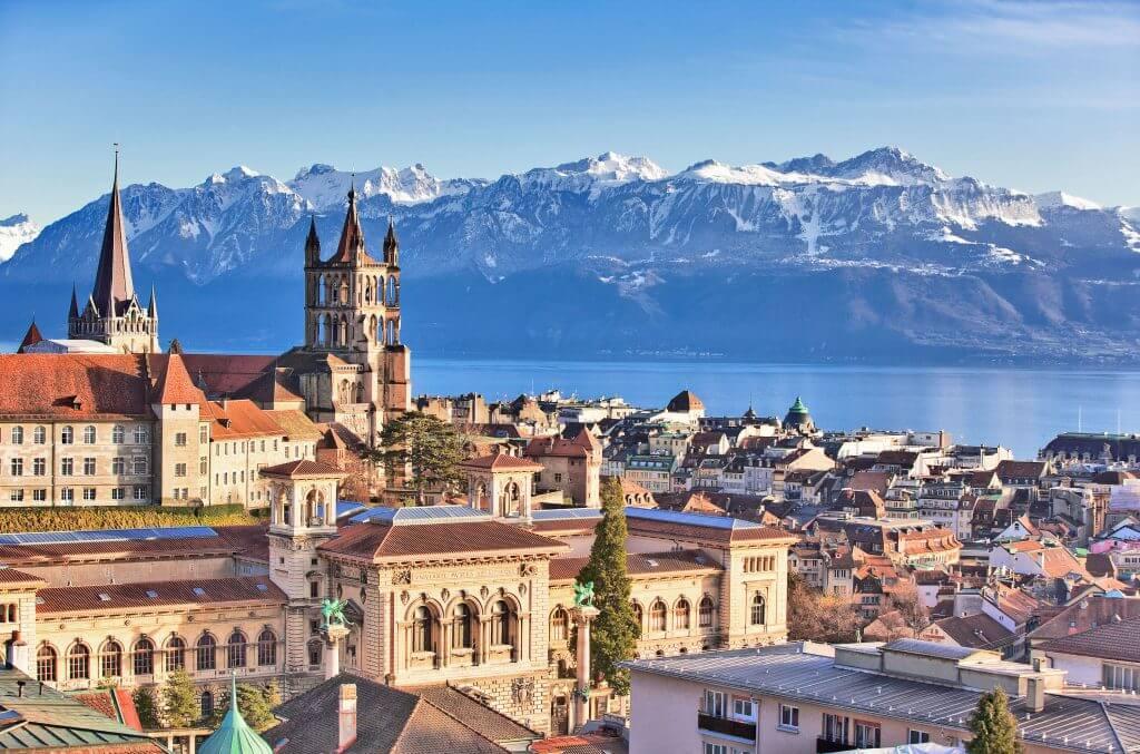 Terrain Lausanne