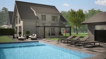 vente terrain immobilier sur Morges