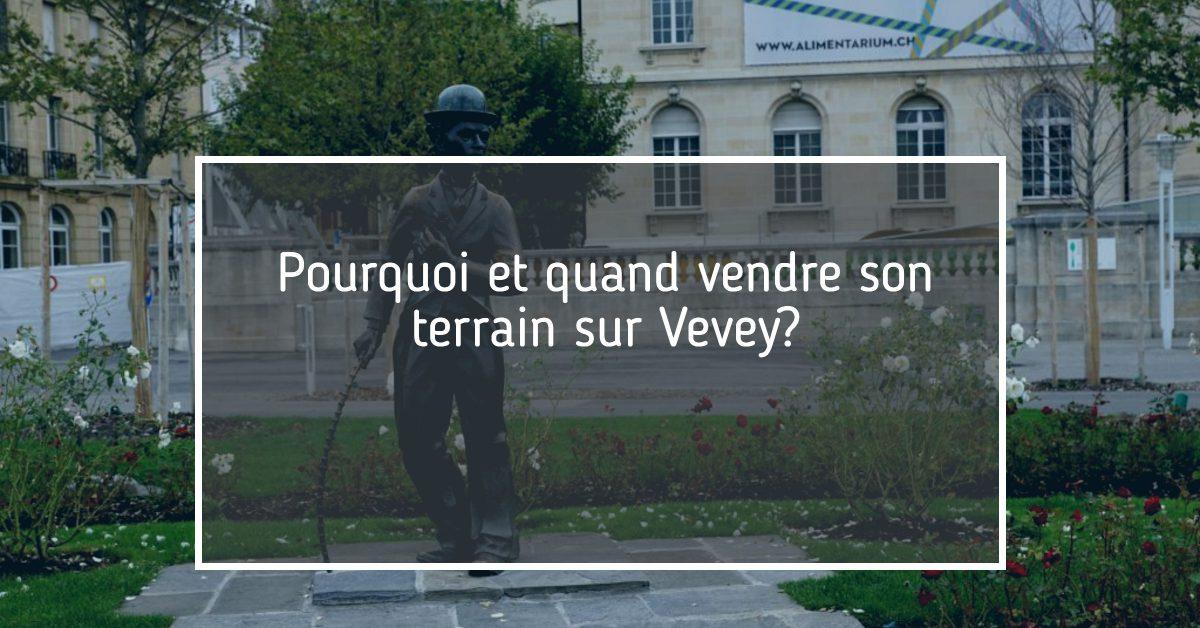 Vente terrain Vevey